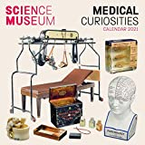 Science Museum - Medical Curiosities Wall Calendar 2021 (Art Calendar)
