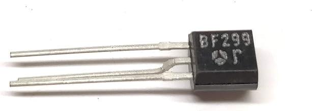 5 MHz trasmittente Vcbo 20 V 30 mA STMicroelectronics alloggiamento TO-50 300 mW NPN RF 10 pezzi BFR90 15 V