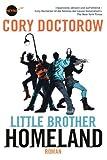 Little Brother - Homeland: Roman