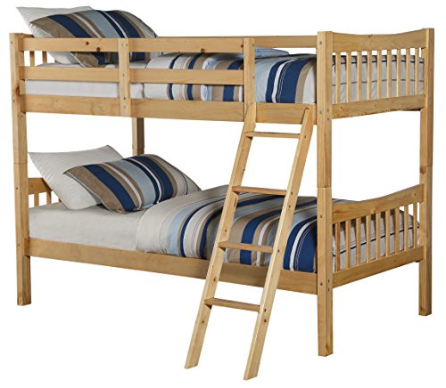 Angel Line Fremont bunk bed, Natural