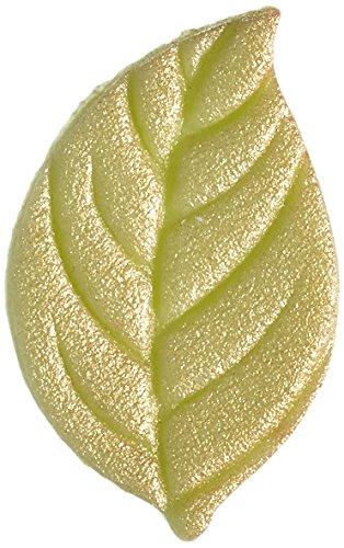 Günthart 2931 Marzipan Blätter, antik, gemischt, 100 stk (1 x 252 g)