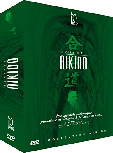Coffret Aikido 3 DVD's Collection Aikido