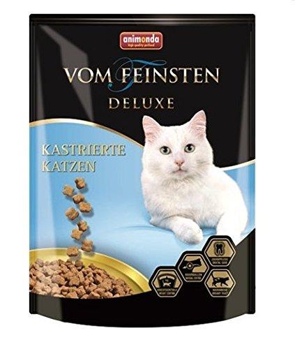 Animonda Vom Feinsten Deluxe für kastrierte Katzen 250 g