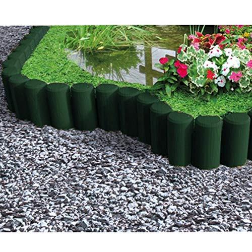 Bama Borde de jardín modulable Espuma Verde