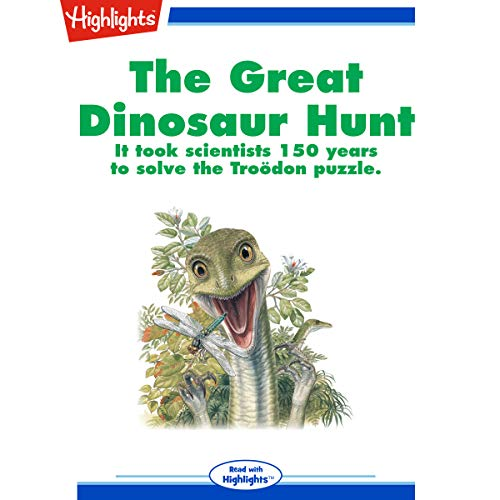 The Great Dinosaur Hunt and Other Dino-Mite Stories copertina