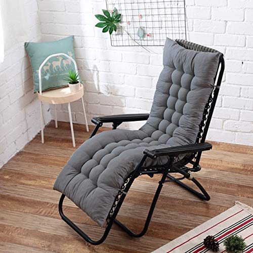 RAQ Seat 48 x 155 cm Relaxstoel schommelstoel zitkussen rotan stoelkussen tuinstoelkussen lange kussens 48x155cm 1Piece 19