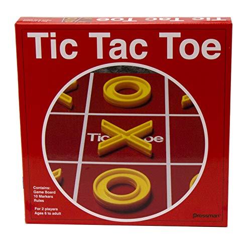 Pressman 1505–12 Tic Tac Toe, Multi
