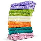Best Wash Cloths - Cleanbear Face Cloths 12 Pack Washcloths 100% Cotton Review