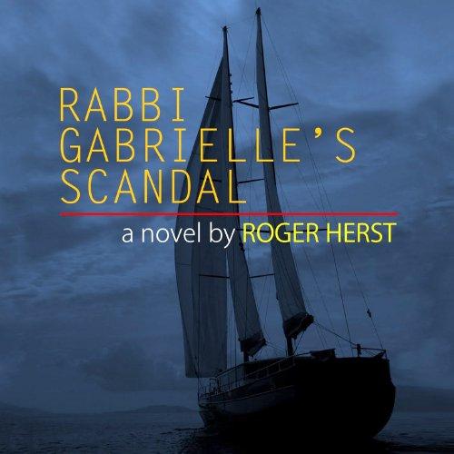 Rabbi Gabrielle's Scandal audiobook cover art