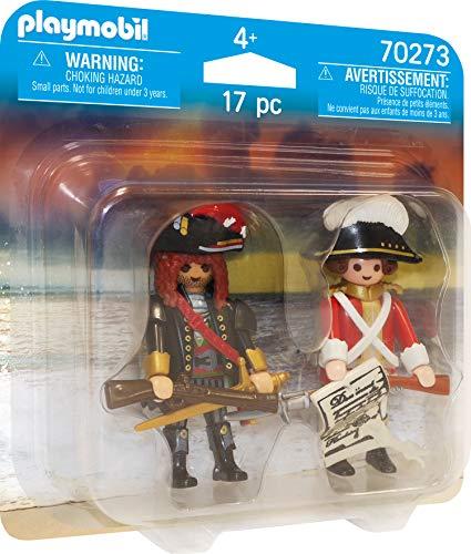 Pirata y Soldado