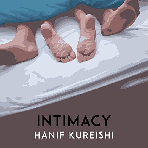 Intimacy audiobook cover art