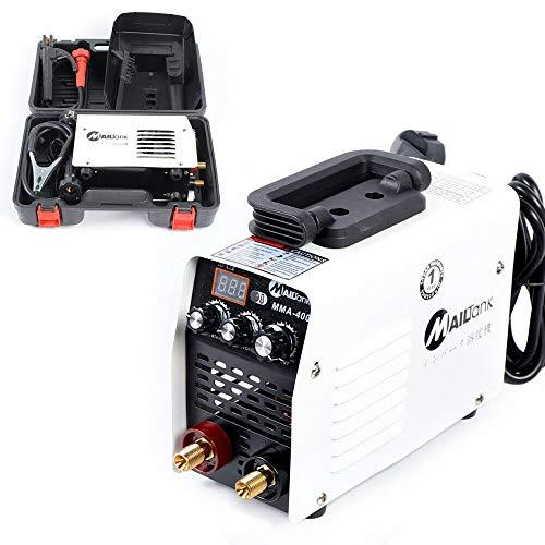 MMA-400 Inverter IGBT ARC - Equipo de soldadura de electrodos (IP21S)