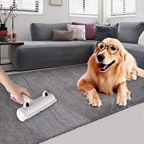 Pet Hair Remover Roller Dog Cat Hair Reinigingsborstel Dog Cat Hair verwijderen uit meubels Tapijten Kleding Zelfreinigende pluizen