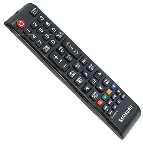 Samsung BN59-01199G - Mando a Distancia de Repuesto para TV, Color Negro