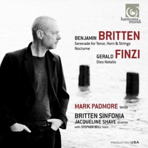 マーク・パドモア & Britten Sinfonia