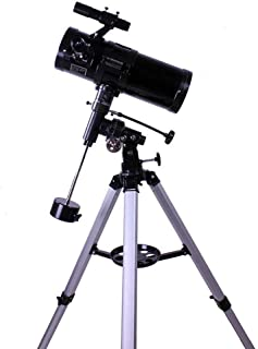 FGKING Telescope,500x114mm Astronomical Refractor Telescope- Refractor for Beginners and Kids to Observe Moon and Planet with Tripod and 4/6/20mm Eyepiece