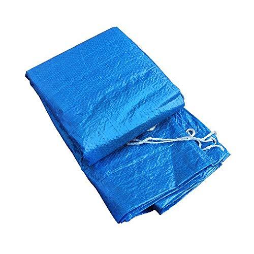 FHDD Azul Redondo Cubierta de La Piscina para Enterrar y