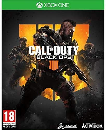 Call of Duty Schwarz OPS 4 Jeu Xbox One