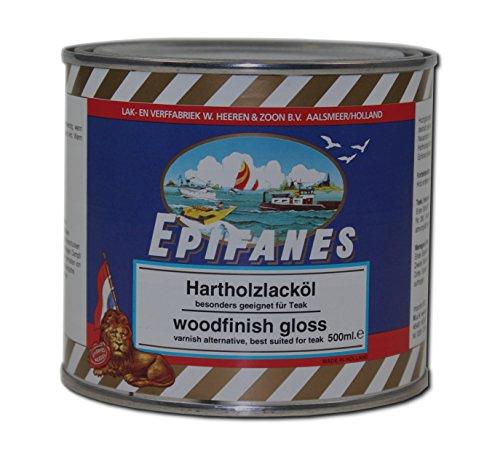 EPIFANES Hartholzlacköl 500ml E1-5