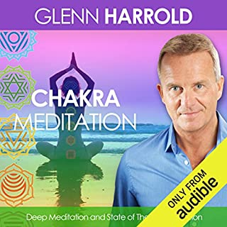 A Chakra Meditation audiobook cover art