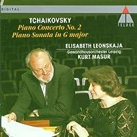 Piano Concerto 2 by Tchaikovsky