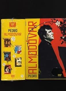 Pedro Almodovar 5 DVD Pack (Carne Tremula (Live Flesh); Todo Sobre Mi Madre (All About My Mother); Hable Con Ella (Talk To Her); La Mala Educacion (Bad Education) & Volver) Collection Box Set [NTSC/REGION 4 DVD. Import-Latin America]