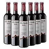 Pata Negra Vendimia Seleccionada - Vino Tinto D.O Rioja - Caja de 6 Botellas x 750 ml