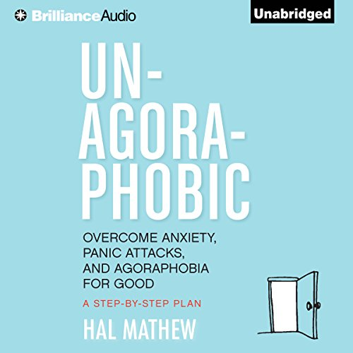 Un-Agoraphobic audiobook cover art