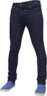Mens G-72 Stretch Skinny Slim Fit Denim Jeans Cotton Pants