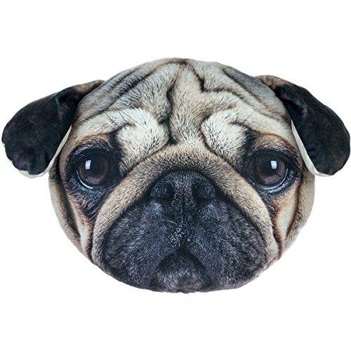 Top pug plush pillow for 2021