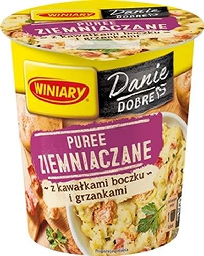 GroßhandelPL Winiary Puree Kartoffelpüree mit Speck 32er Pack (32x53g)