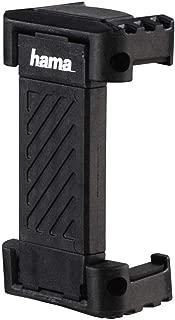 """Hama HM.4618 Tripod Aksesuarı, Pro Telefon Tutacağı, 9.5cm, 1/4"""", Siyah"""