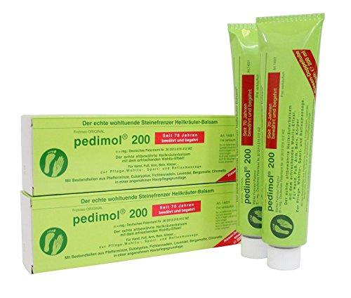 2 Tuben Pedimol 200