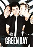 Green Day - Band Poster - Posterflagge 100% Polyester -