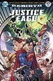 Justice League Rebirth 05 Metropolis est envahie de surhommes !