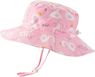 Baby Sun Hat Adjustable - Outdoor Toddler Swim Beach Pool...