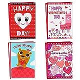 Hallmark Valentines Day Cards Assortment for Kids, 8 Valentine's Day...