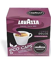 Lavazza A Modo Mio Lungo Dolce, koffiecapsules, Arabica, 64 capsules