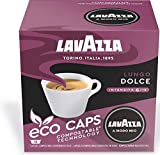 Lavazza A Modo Mio Lungo Dolce, Kaffee, Kaffeekapseln, Arabica, 64 Kapseln