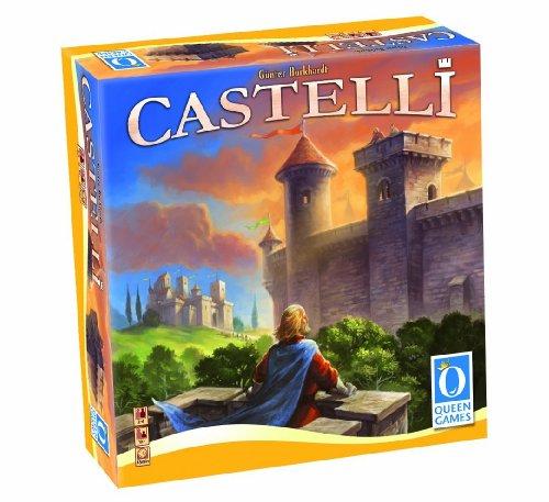 Queen Games Castelli Jeu de société