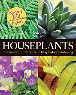 Book of Houseplants: The Green Thumb Guide to Easy Indoor Gardening by Editors of Reader's Digest (2008-02-14)