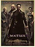 Poster Der Matrix-Film Amerikanische