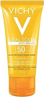 Ideal Soleil Fps50 40G, Vichy, Branco