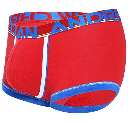 Andrew Christian Herren Boxershorts CoolFlex MODAL Active Boxer 91244, rot S