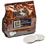 Baronet Coffee 100% Colombian Medium Roast (140 g), 18-Count Coffee Pods (Pack of 3)