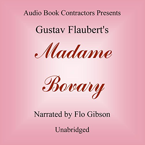 Madame Bovary cover art