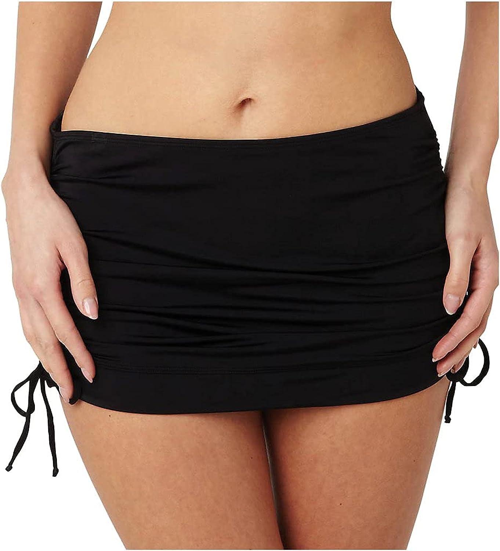 Panache Swim Women's Anya Skirted Swim Brief Bikini Bottom