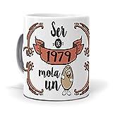 mundohuevo Taza Ser de 1979 Mola un Huevo