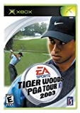 Tiger Woods PGA Tour 2003 Xbox