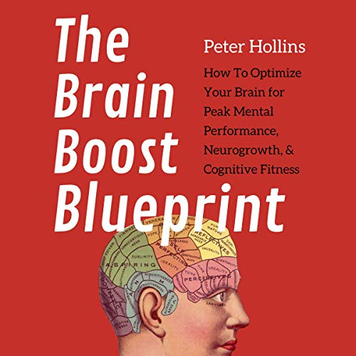 『The Brain Boost Blueprint』のカバーアート
